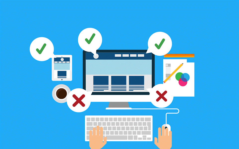 11 Most common website design mistakes to avoid in 2020