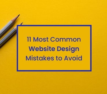 Most Common Website Design Mistakes to Avoid