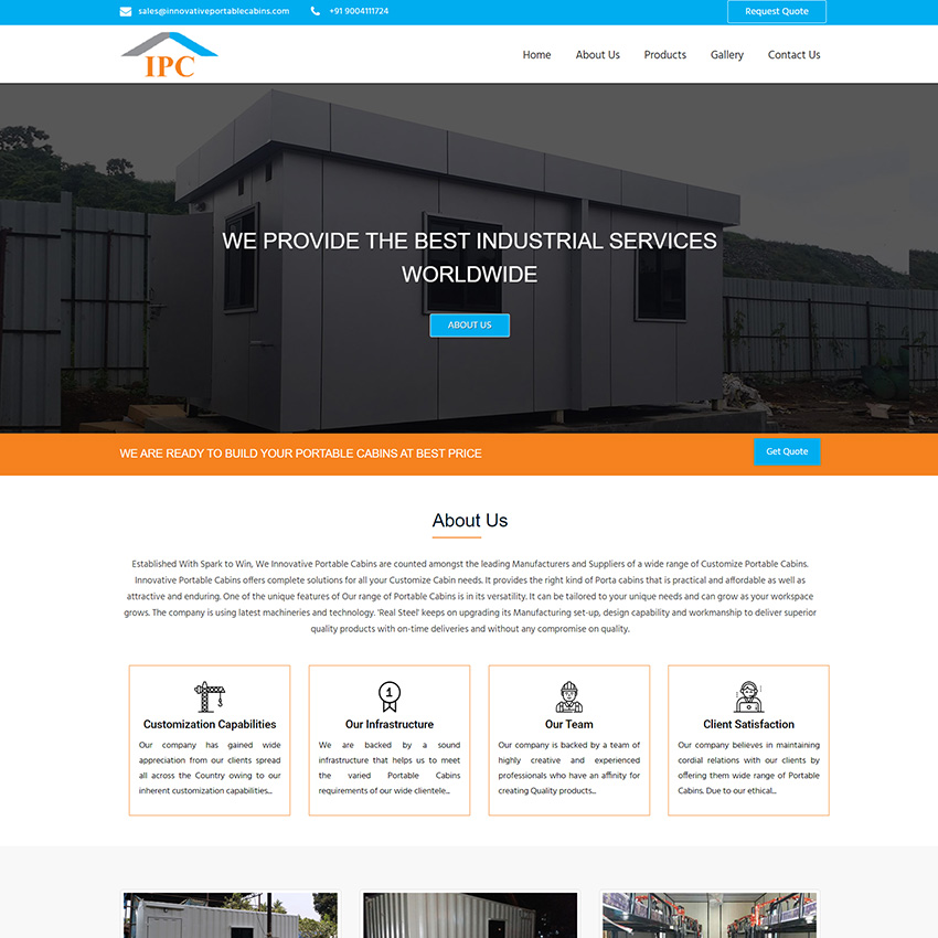 TechVizen - Primary face to your IT solutions